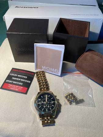 Photo MICHAEL KORS WATCH MK 8286 - $125 (Lumberton)