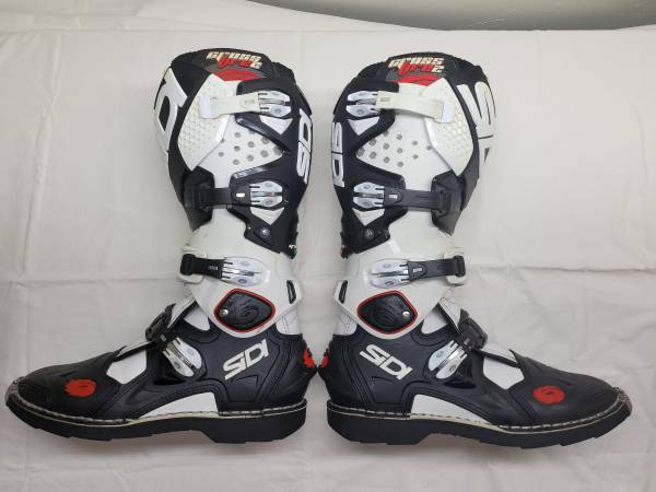 Photo Motocross boots, Sidi Crossfire 2, size 11 - $175 (Fayetteville)