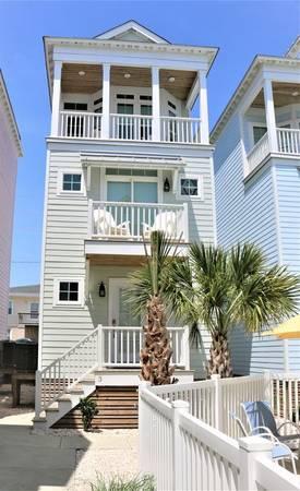 Photo NEW 2 Bedroom House Steps from Beach Pool, SLEEPS 6 PERFECT LOCATION (Atlantic Beach, North Carolina)