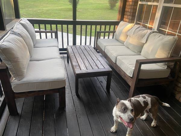 Photo Outdoor furniture - $400 (Fayetteville)