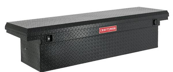 Photo SOLD Brand new (never used or installed) CRAFTSMAN Truck Tool Box - $200 (Fayetteville)