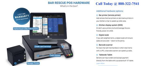Photo Touchscreen POS Systems for Hospitality, Retail, Salon  More - $39 (North Carolina)