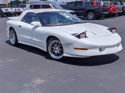 Photo Used 1997 Pontiac Firebird Trans Am for sale