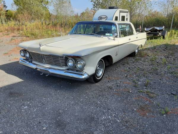 Photo 1963 CHRYSLER IMPERIAL CROWN - $5,900 (Syracuse)