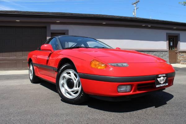 Photo 1993 Dodge Stealth ES Stock 1492 - $11,250