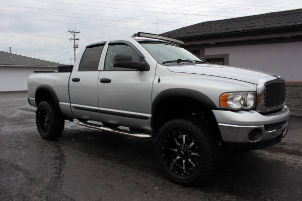 Photo 2005 Dodge Ram Pickup 1500 SLT LIFTED Stock 1576 - $16,522