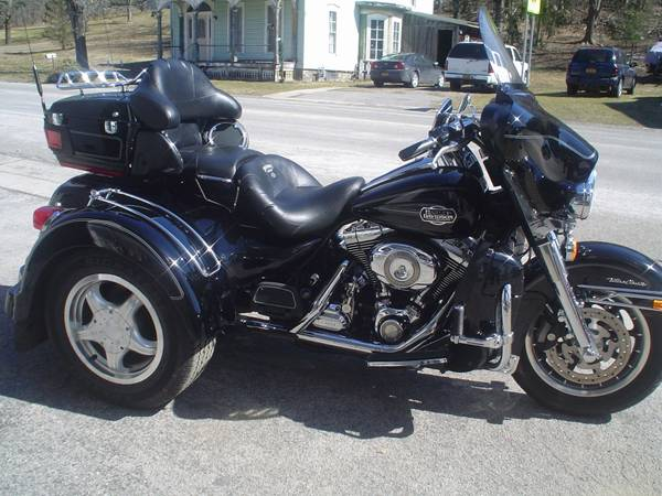 Photo 2008 Harley Ultra Classic Trike - $17,995 (varysburg)