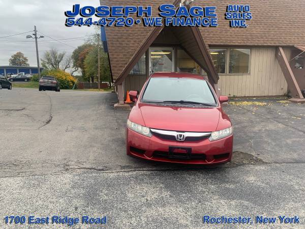 Photo 2011 Honda Civic - Buy today Drive today $500.00 down on vehicle (Joseph Sage Auto Sales Inc.)