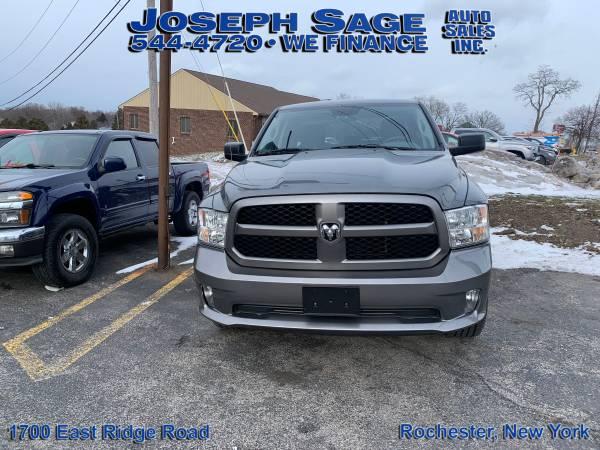 Photo 2013 Dodge Ram 1500- Finance nice trucks for $500.00 down (Joseph Sage Auto Sales Inc.)