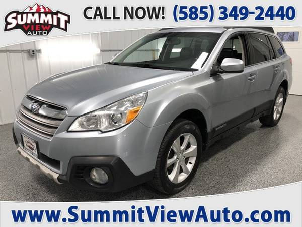 Photo 2013 SUBARU Outback 2.5i  Compact Crossover SUV  AWD Heated Leather - $11995 (Financing at www.SummitViewAuto.com  716-288-5223)