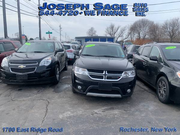 Photo 2014 Dodge Journey - They say NO We say you are APPROVED (Joseph Sage Auto Sales Inc.)