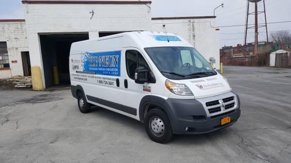 Photo 2014 Dodge Ram 2500 Pro Master cargo Van - $23,000 (Seneca Falls NY)