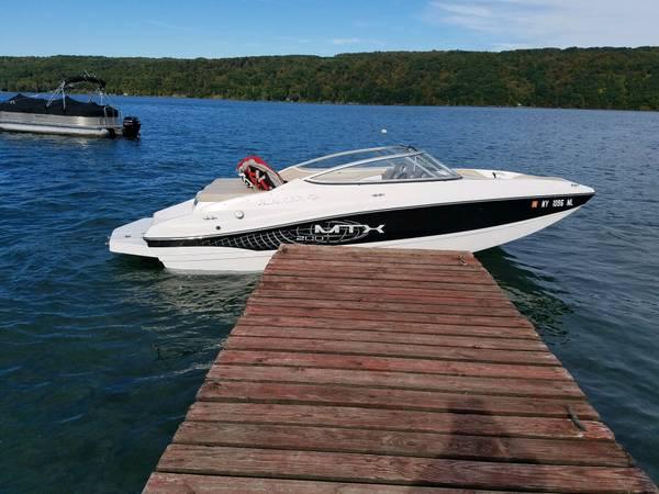 Photo 2014 Rinker 2039 MTX 200 Sport Bowrider w Trailer - $23,000 (Skaneateles Lake)
