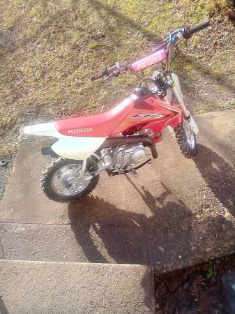 Photo 2018 Honda CRF50 - $1,400 (Rochester)