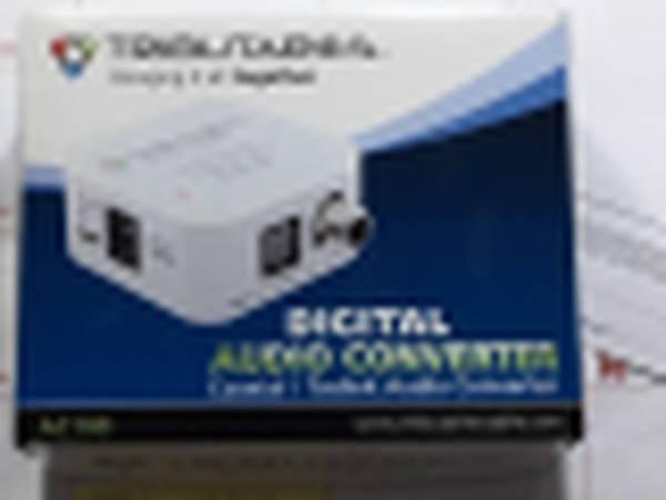 Photo Digital Audio Converter - $40 (Victor)