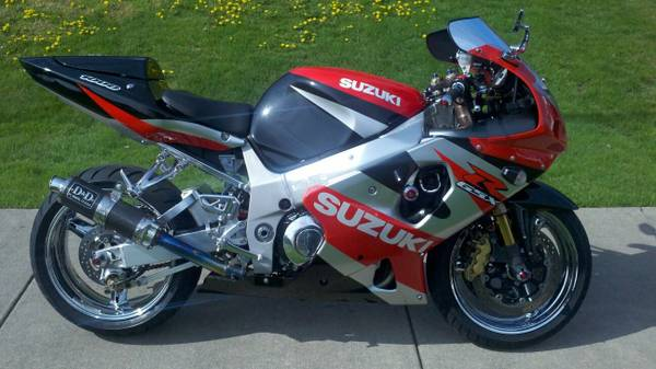 Photo For Sale Suzuki GSX-R 1000 - $7,000 (ROCHESTER)