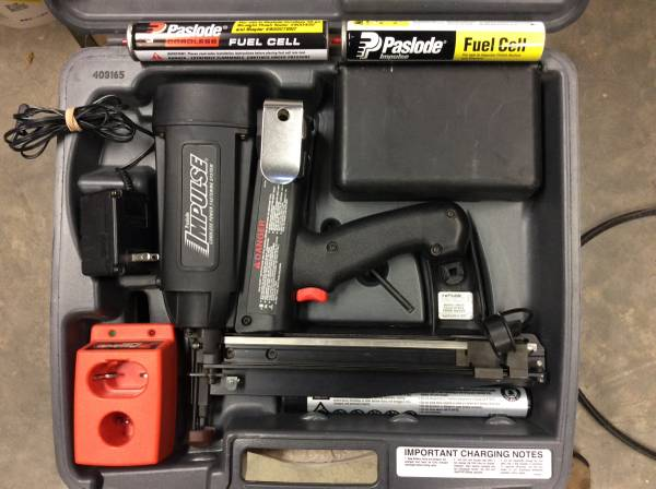 Photo Paslode cordless nailers - $300 (Painted Post)