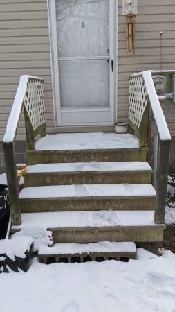 Photo Pre Cast concrete steps - $350 (Canoga)
