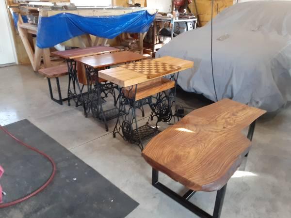 Photo Rustic Made Furniture For Sale  (Geneva)