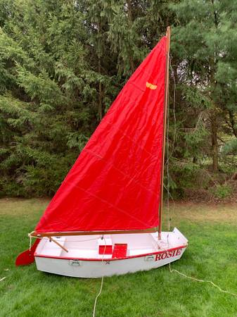 Photo Small Sailboat - $350 (Webster)