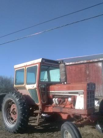 Photo Tractor for sale (Odessa)