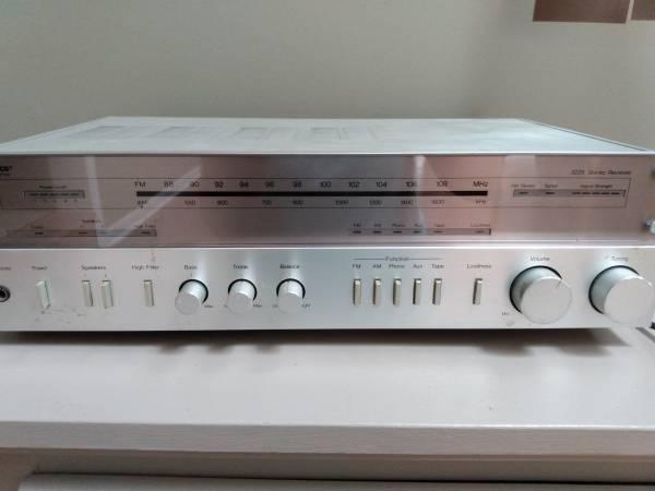Photo Vintage MCS Receiver Model 3226 - $60 (Greece)