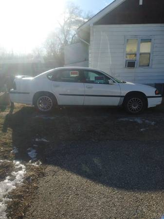 Photo 2003 Chevy Impala - $800 (Flint)