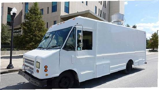 Photo 2003 Food Truck For Sale - $11,400