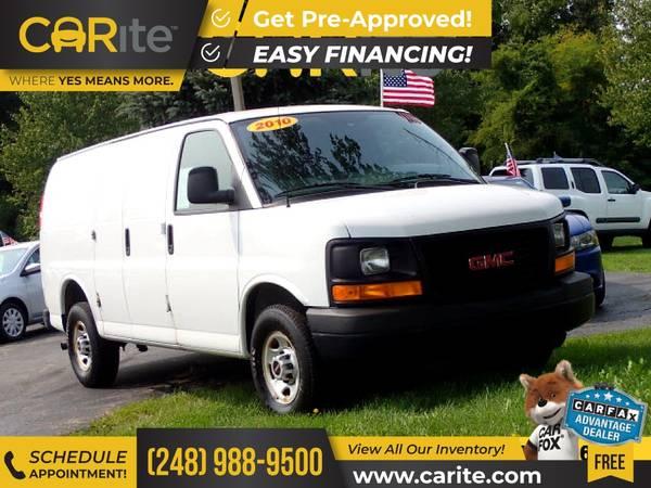 Photo 2010 GMC Savana Cargo Van FOR ONLY $210mo - $15,500 (CARite)