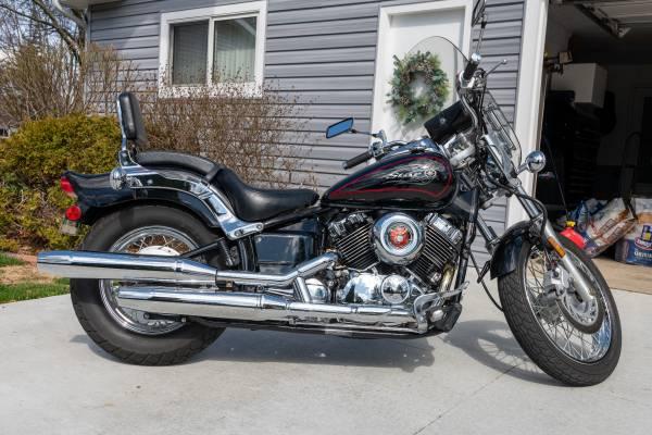 Photo 2011 Yamaha V Star 650 Custom - $4,400 (Grand Blanc)