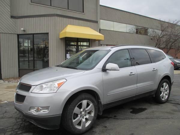 Photo 2012 Chevrolet Traverse LT..............7 passengerNew ArrivalClean - $6,495 (CAN-AM AUTO, 2700 Pine Grove Ave, Port Huron)