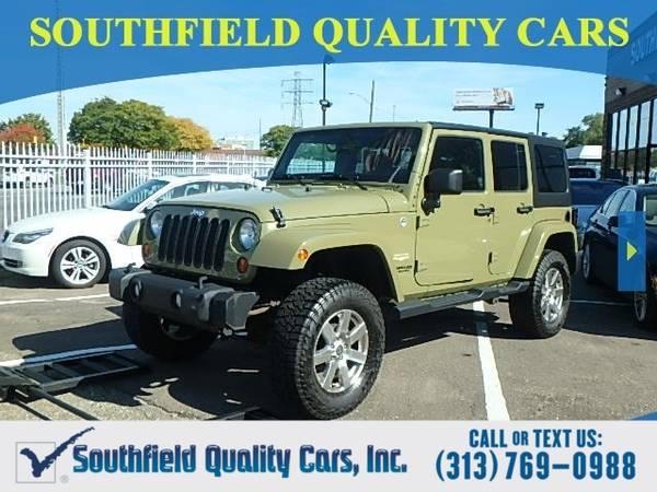 Photo 2013 Jeep Wrangler Unlimited SUV Wrangler Unlimited Jeep (Jeep Wrangler Unlimited SUV)