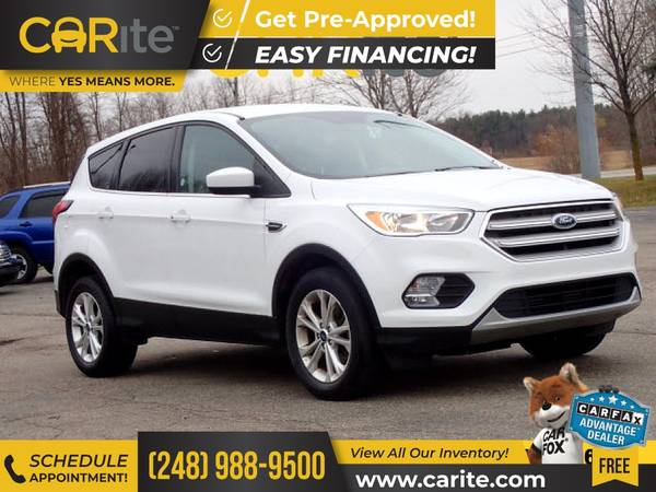 Photo 2019 Ford Escape FOR ONLY $268mo - $19,995 (CARite)