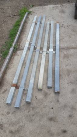 Photo 4239 of sliding barn door track - $100 (Mount Morris)