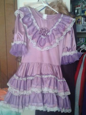 Photo ADULT BABY SISSY DRESS - $80 (Davison mich)