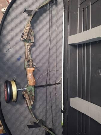Photo Bow fishing setup - $200 (Fenton)