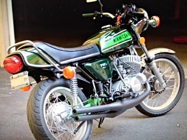 Photo Buying Kawasaki 1970S Z1 900 H1 500 H2 750 - $9,000
