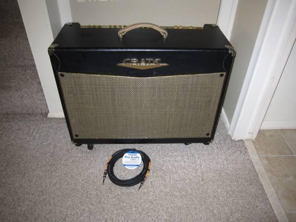 Photo Crate RFX120 Retrofex 2X12 Guitar Amp - $225 (Swartz Creek)