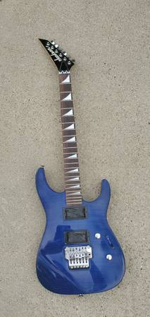 Photo Jackson 1998 DX10D Dinky No Pickups - $250 (Linden)