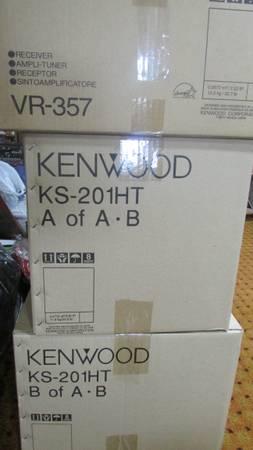 Photo Kenwood Surround Sound - $500 (Durand,Mi)