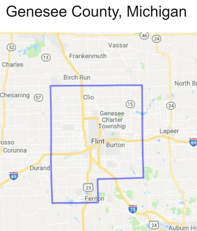 Photo Looking for Vacant Land for SALE (Genesee County)