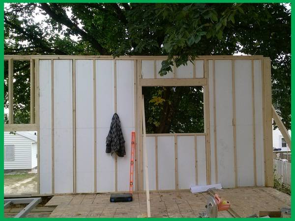 Photo Low-Cost Insulation Sheets and EZ SIPS Super Insulate Your Framing - $82 (flint)