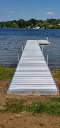 Photo Same Day Dock has it in stock Dock poles steps ladders floats etc - $1 (Burton)