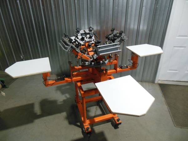 Photo Screen Printing Equipment for HATS and GARMENTS - $7500 (CLIO)