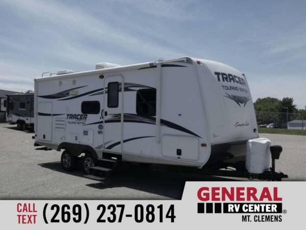 Photo Travel Trailer 2014 PRIME TIME RV Tracer 230FBS - $16,999 (2014PRIME TIME RVTracer 230FBS)