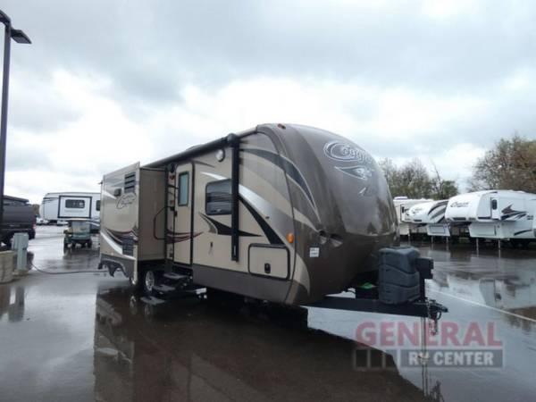 Photo Travel Trailer 2015 Keystone RV Cougar X-Lite 26RBI - $28,499