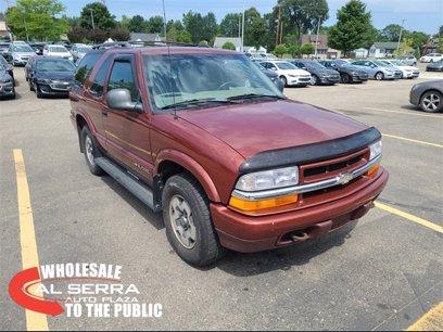 Photo Used 1998 Chevrolet Blazer LS for sale