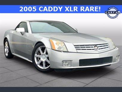 Photo Used 2005 Cadillac XLR  for sale