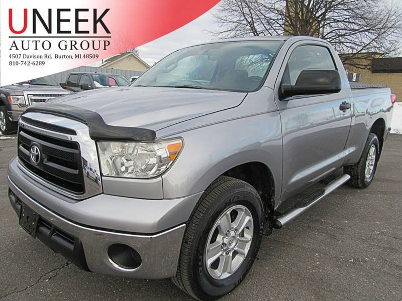 Photo Used 2010 Toyota Tundra 2WD Regular Cab for sale