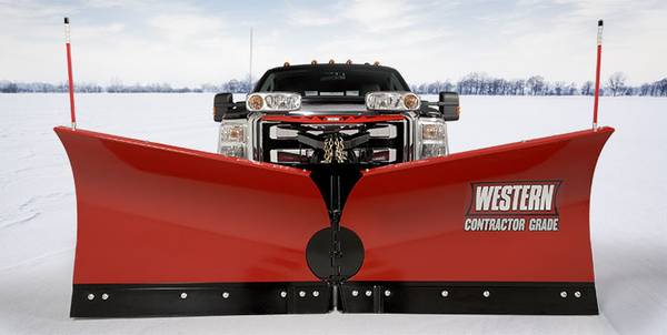 Photo Western Snow Plow sale (Brighton)